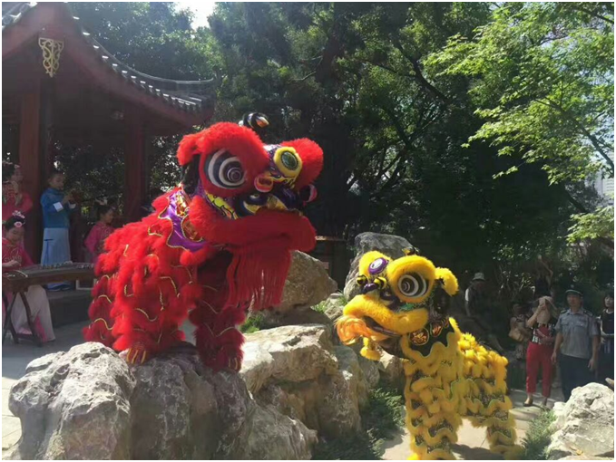 """中国结论坛 参加2017年首个""""文化和自然遗产日""""——非物质文化遗产展示活动部分场景  结艺网各地联谊会 000535r5pnhz11rrqcn11x"""