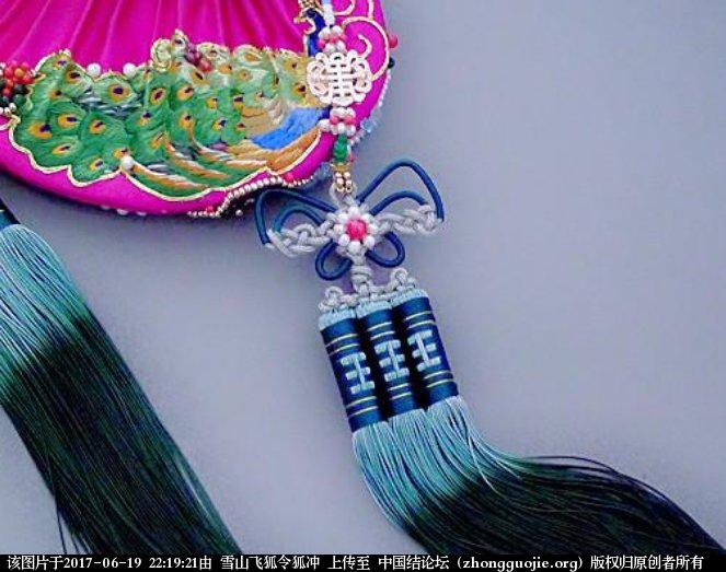 中国结论坛 盘长蝴蝶下面怎样加三个流苏 蝴蝶 结艺互助区 221834maashnammf133sn1