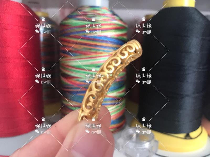 中国结论坛 镂空管手绳  作品展示 232919it1btt7ocz2btect
