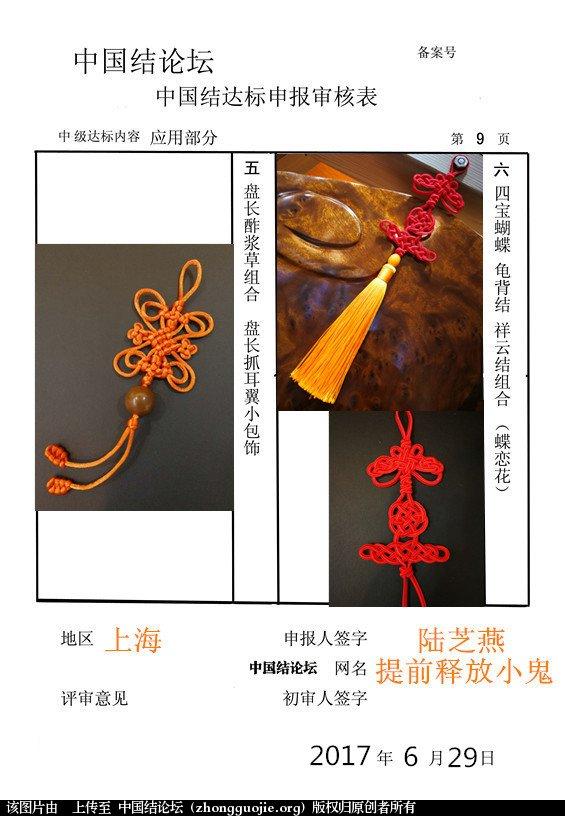 中国结论坛 提前释放的小鬼中级达标申请稿件  中国绳结艺术分级达标审核 105142pdpdmfs3qfscnfg5