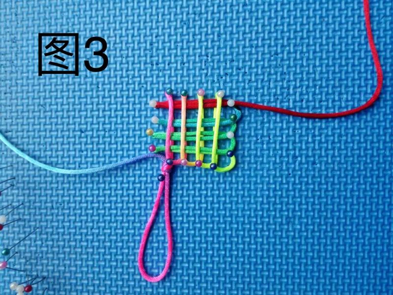 中国结论坛 七彩葫芦  立体绳结教程与交流区 173057jch6ah4cc5tabps2