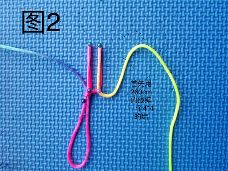 中国结论坛 七彩葫芦  立体绳结教程与交流区 173057n5013vhxocx5om86