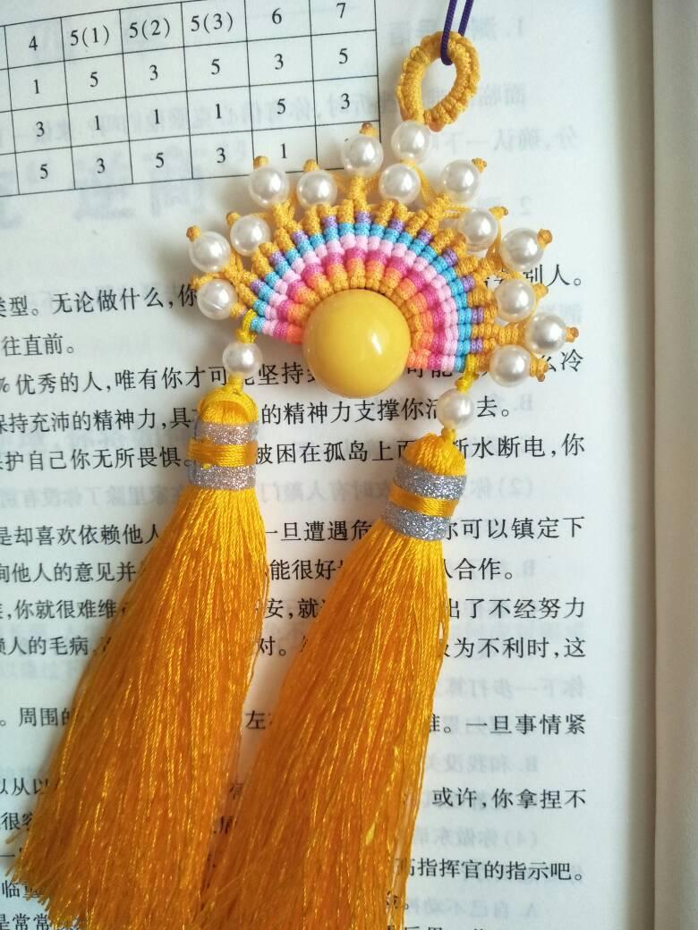 中国结论坛 刀马旦毛衣链  作品展示 160316fghn77y7l6zn2ejj