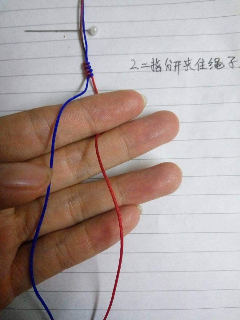 中国结论坛 金刚结教程,首次发教程,希望大家能看懂  基本结-新手入门必看 203207an8la88lh8g8f8eo