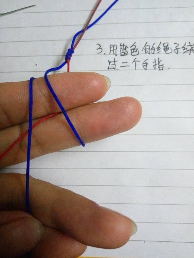 中国结论坛 金刚结教程,首次发教程,希望大家能看懂  基本结-新手入门必看 203207kcb46iz64uu06jzs