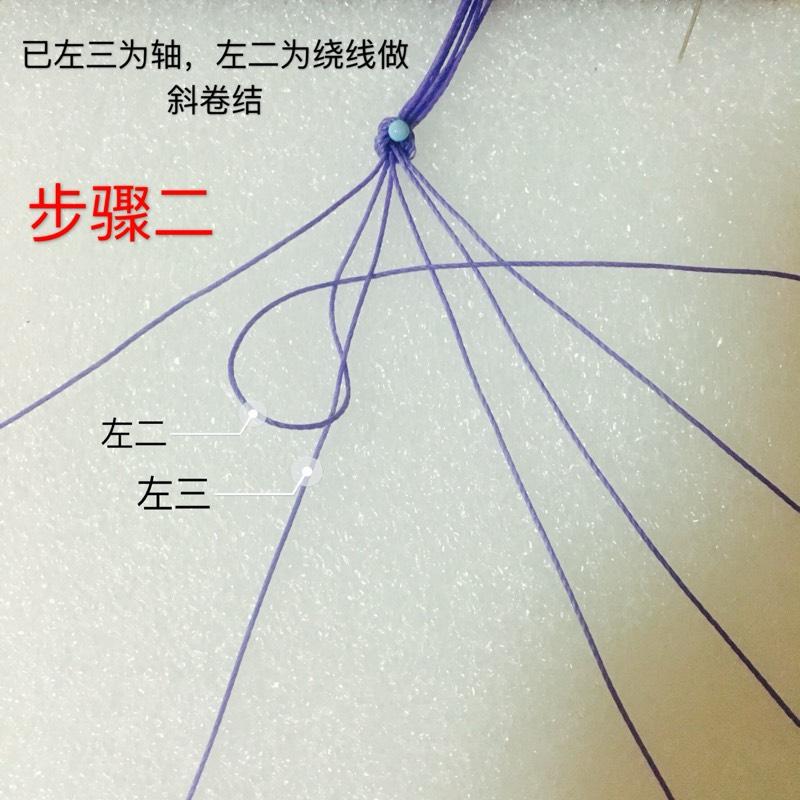 中国结论坛 多条式手链 脚链  图文教程区 150057ebld0oqayww306wl