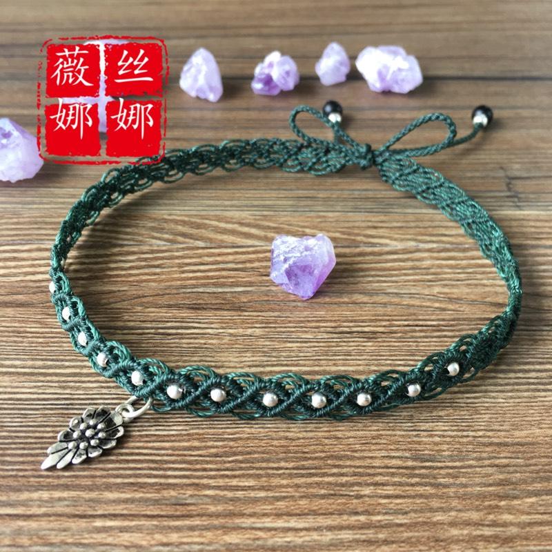 中国结论坛 仿的蕾丝感颈链  作品展示 105043rs5c6so2qc6ox5qh