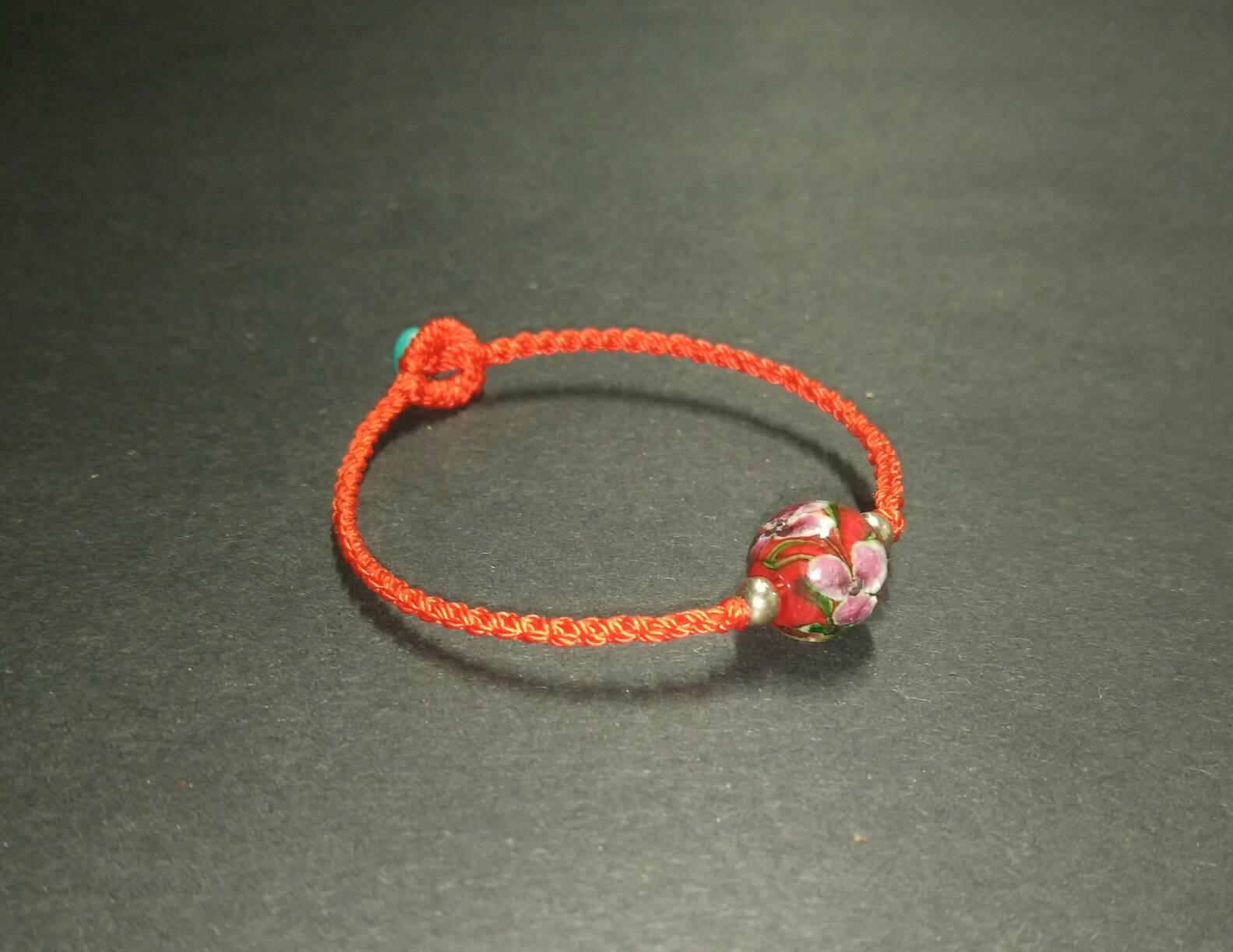 中国结论坛 一些简单的手链  作品展示 222247gb8oj22f18f2jhol