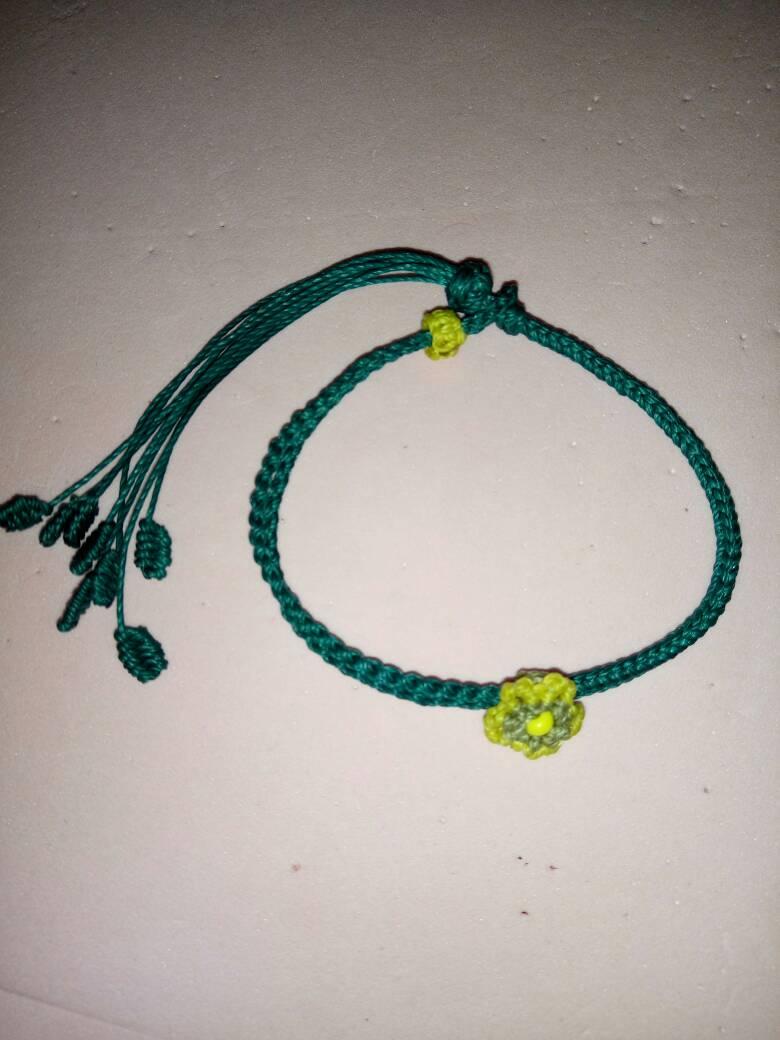 中国结论坛 仿的桃花手绳,当做送给自己的七夕礼物吧  作品展示 230440yfg88xxovr0guo83