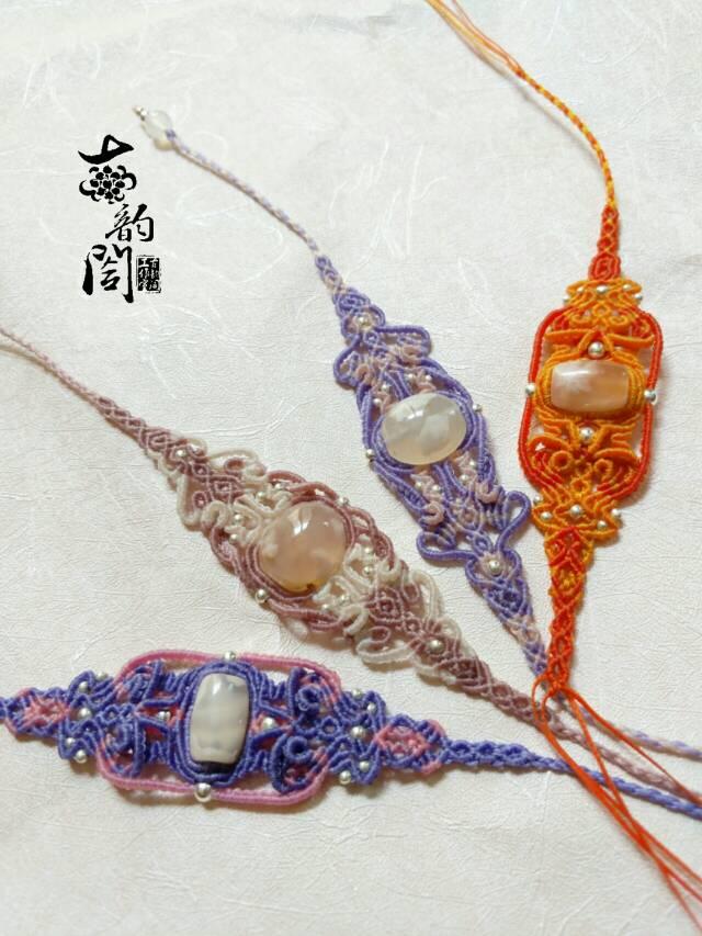 中国结论坛 浪漫樱花复杂款手链  作品展示 131947cfyrz544y2yi2d2m
