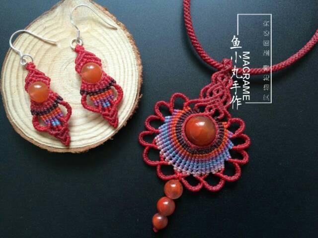 中国结论坛 绳结编织美物  作品展示 213008z7l3b3fq7fmhmhvh