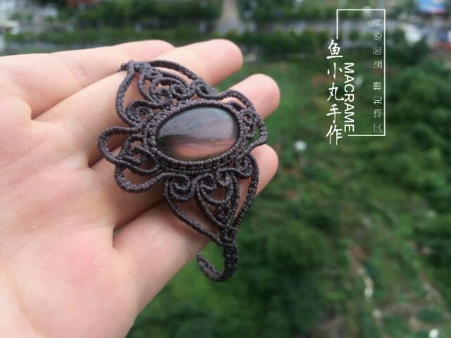 中国结论坛 绳结编织美物  作品展示 213009lq2whdd7bqq5qp4d