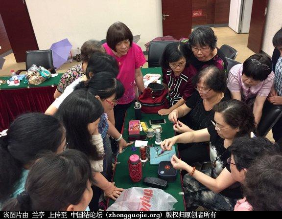 中国结论坛 美丽的星期二---记杭州结艺沙龙活动  结艺网各地联谊会 172516ymhj5jmmhhqyvvhz