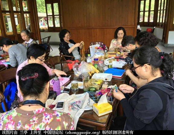 中国结论坛 美丽的星期二---记杭州结艺沙龙活动  结艺网各地联谊会 172521n0gr2gn9n9ul9mmm