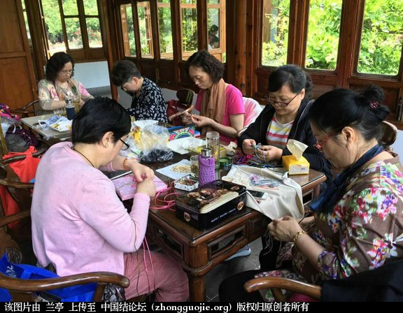 中国结论坛 美丽的星期二---记杭州结艺沙龙活动  结艺网各地联谊会 172521vk3pespkrgas031v