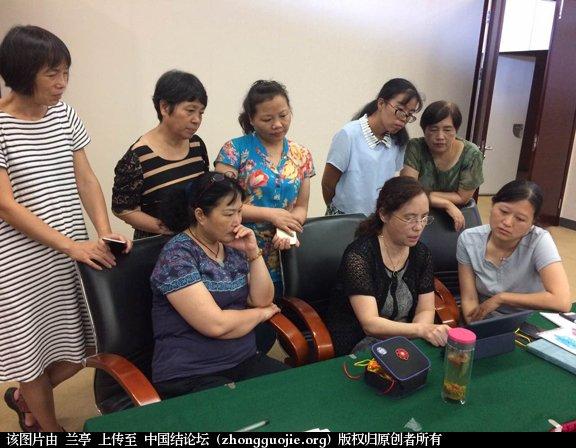 中国结论坛 美丽的星期二---记杭州结艺沙龙活动  结艺网各地联谊会 173721z22jn77s831sbyjy
