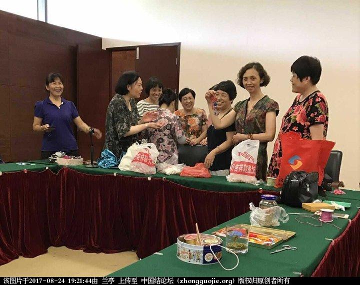 中国结论坛 美丽的星期二---记杭州结艺沙龙活动  结艺网各地联谊会 192052gttct3objzc4m1om