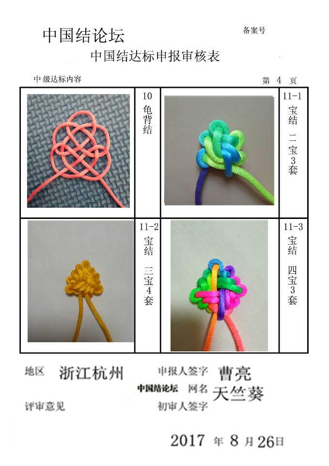 中国结论坛 天竺葵的中级达标审核  中国绳结艺术分级达标审核 120900xqgl9jrgu3rc6qw9