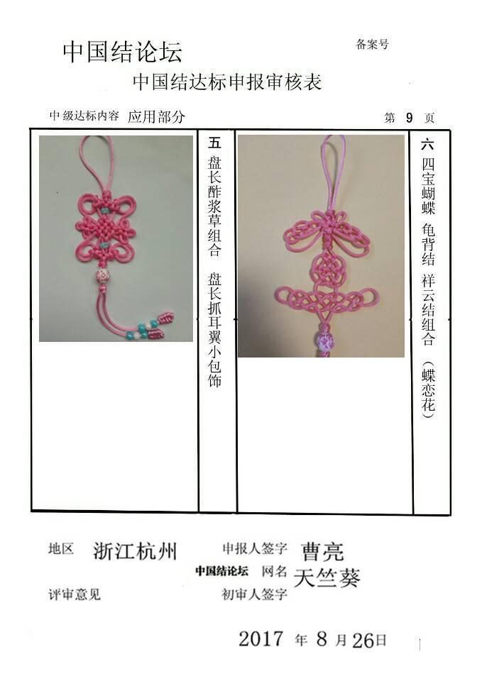 中国结论坛 天竺葵的中级达标审核  中国绳结艺术分级达标审核 120902x0fsfg80rrryy1rc