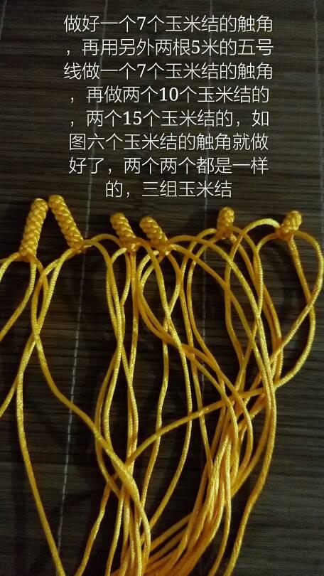中国结论坛 仿编生肖老师的龙,有所改动,给大家做了个教程,希望对大家有所帮助  立体绳结教程与交流区 013339lfs8uyrqwhqqppc3
