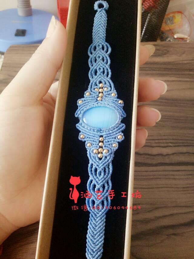 中国结论坛 酷酷的手链  作品展示 101200ubonoh0eco9x50nh