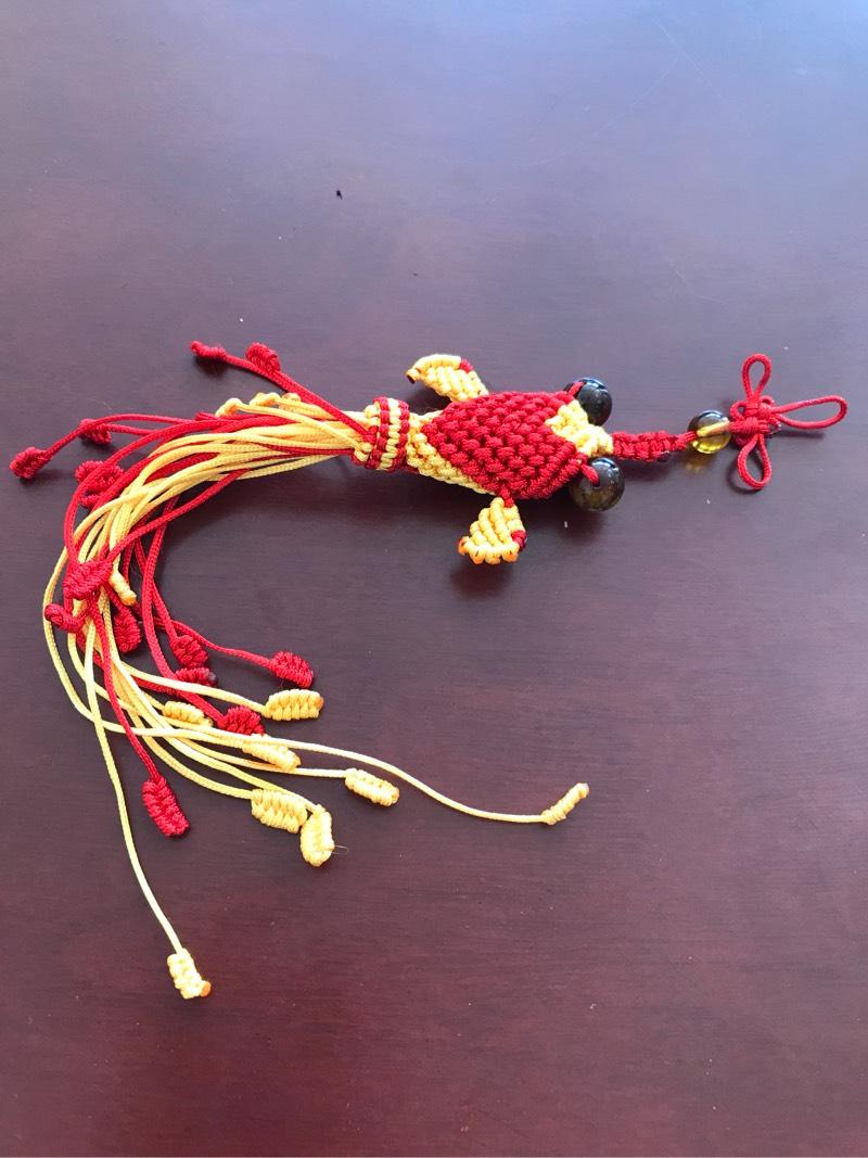 中国结论坛 第三条金鱼钥匙链  作品展示 103531xpf33hk5bsp5qphz