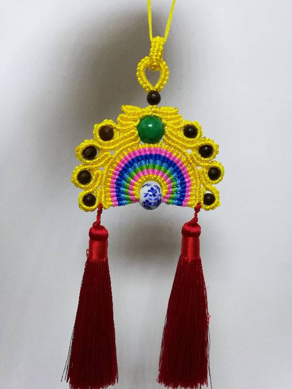 中国结论坛 教师送老师一个凤冠,老师很开心  作品展示 135607isg2jgjxqqsi0ivv