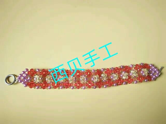 中国结论坛 串珠手链  作品展示