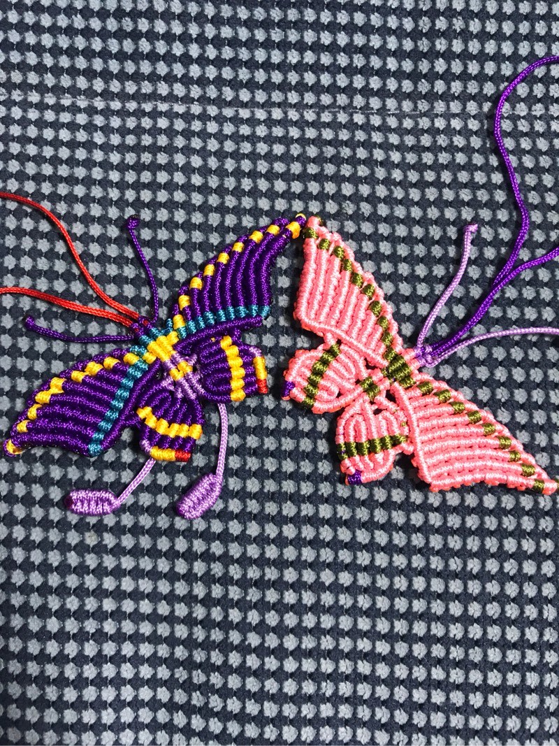 中国结论坛 两只蝴蝶  作品展示 183926ezab4as9xab1fs9e