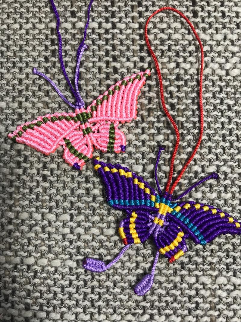 中国结论坛 两只蝴蝶  作品展示 183926txsjefqj4exmsm44