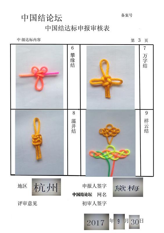 中国结论坛 黛梅--中级达标申请稿件  中国绳结艺术分级达标审核 093642ma1y3r00ayz3fay3