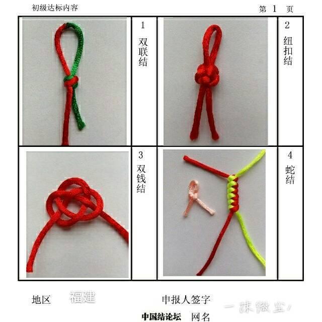 中国结论坛 一抹微尘1    初级达标申请稿件  中国绳结艺术分级达标审核 221023wxkhr64kxxcxltjk
