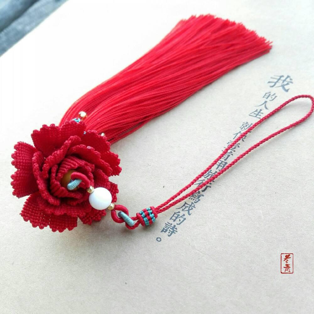 中国结论坛 牡丹花挂件  作品展示 152816ek9vkvnkzqnvkznz