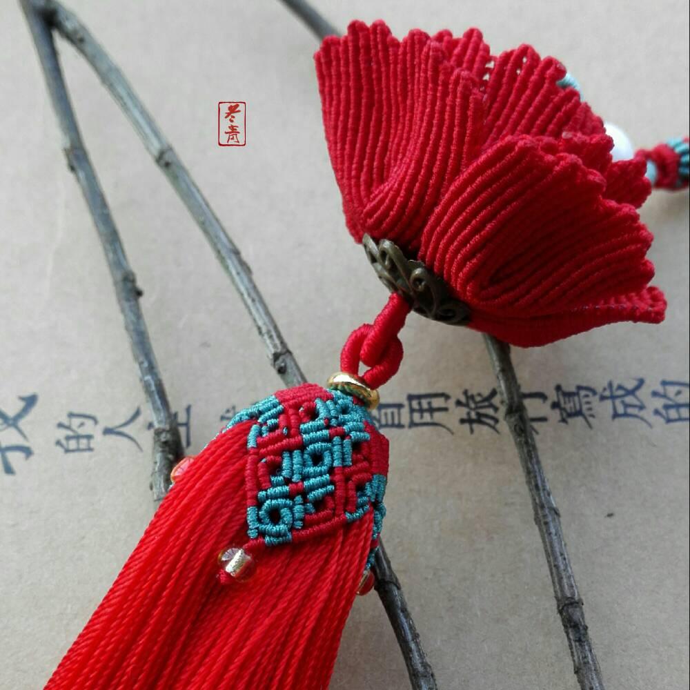 中国结论坛 牡丹花挂件  作品展示 152818bcvioucrcrbbbzf3