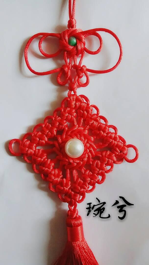 中国结论坛   冰花结(华瑶结)的教程与讨论区 140325s21mq14210ekkyyc