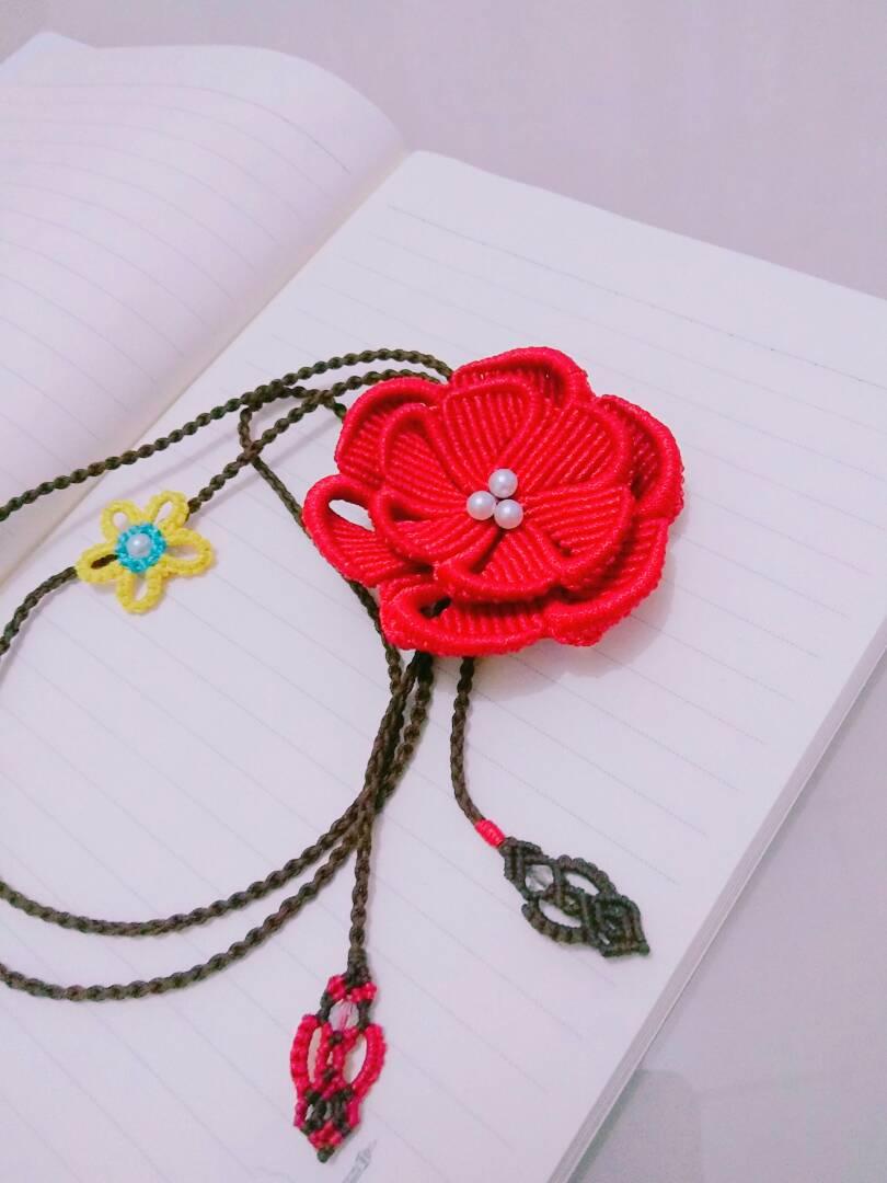 中国结论坛 花朵毛衣链  作品展示 231145je9yoxaz9yemwyiy