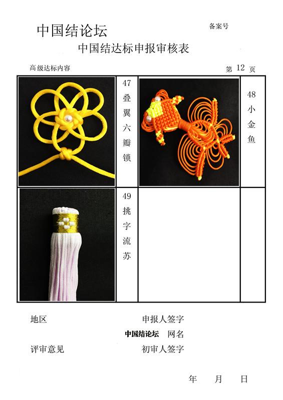 中国结论坛 乐嘉妈—高级达标申请稿件  中国绳结艺术分级达标审核 094002ncziliqia5ikc5li