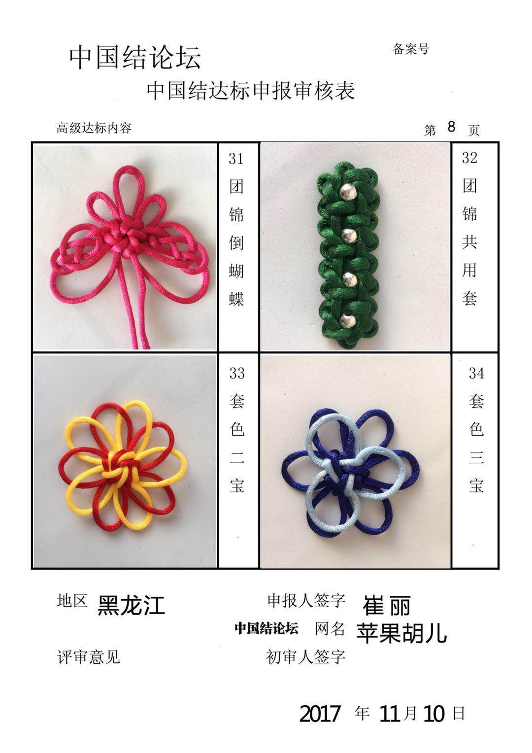 中国结论坛 苹果胡儿——高级达标审核稿件  中国绳结艺术分级达标审核 091145xkrfzjqffbqzfjq3