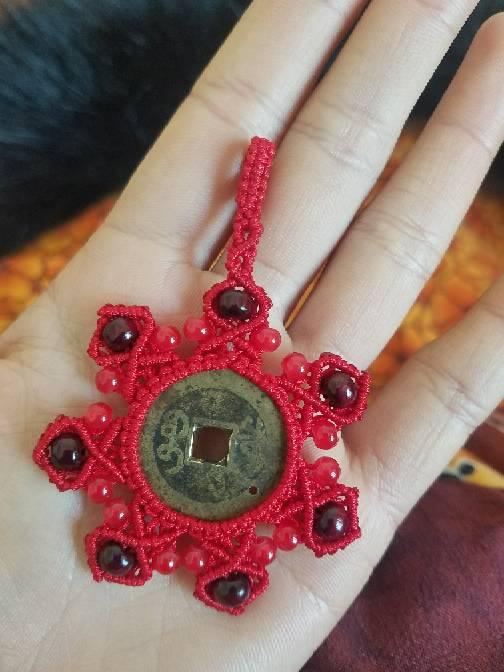 中国结论坛 包铜钱虐了个钥匙扣~  作品展示 121324vmtgrxfrtbgrzp2p