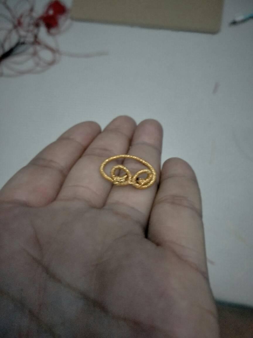 中国结论坛 仿绳结前辈的前任3悟空戒指,请指点  作品展示 032322od4p4tww2hlh2423