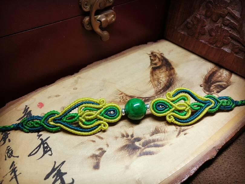 中国结论坛 干青锁骨链、手链两用款  作品展示 094503x9ckm79j296c7bjo