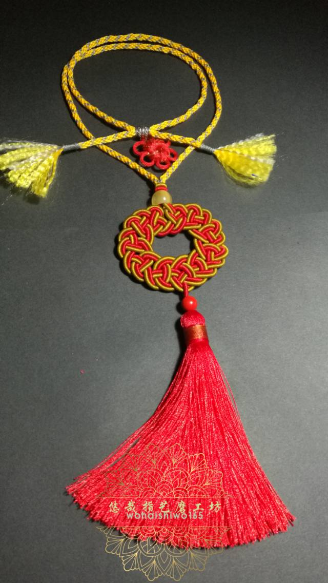 中国结论坛 袈裟结项链  作品展示 100334nfdgkn38kg1gzc51