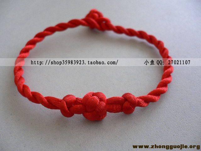中国结论坛 新增红手绳14款  作品展示 09052220531ae94e345e9d78de