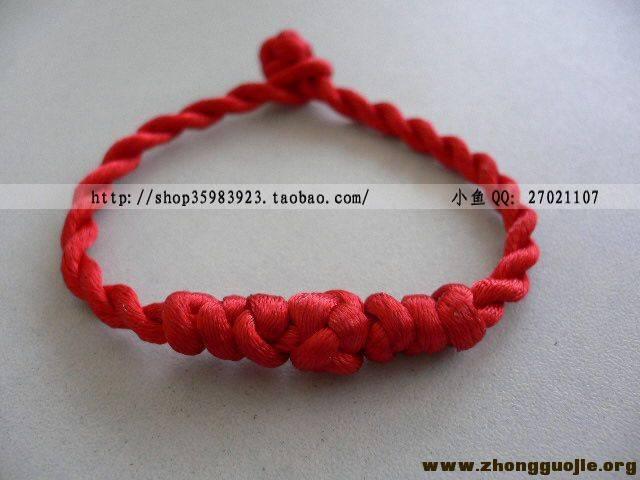 中国结论坛 新增红手绳14款  作品展示 0905222053344b7904d952bddd