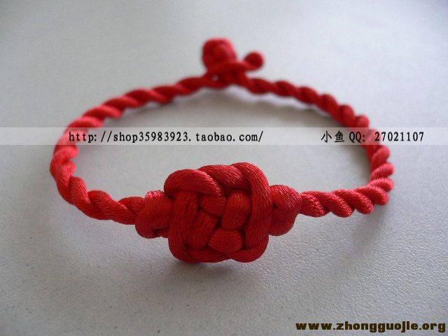 中国结论坛 新增红手绳14款  作品展示 09052220533d5f1a1c7d89fe57