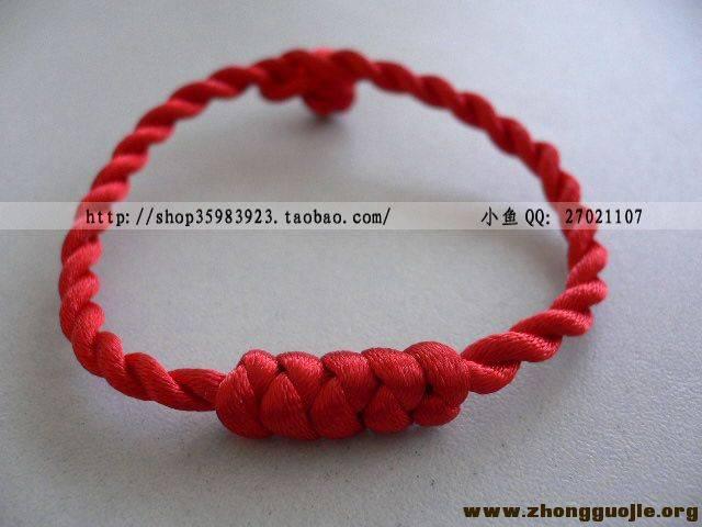 中国结论坛 新增红手绳14款  作品展示 0905222053db8a113fca24fc19