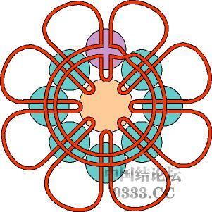 中国结论坛   冰花结(华瑶结)的教程与讨论区 0909191653fc0e807778abd0e5