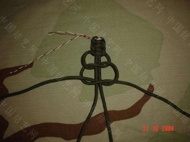 中国结论坛 野外生存绳带做法(平结)  图文教程区 091030202184a952822b1c847f