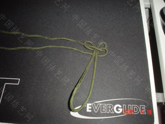中国结论坛 野外生存绳带做法(平结)  图文教程区 09103020218c6a6277f87a20db