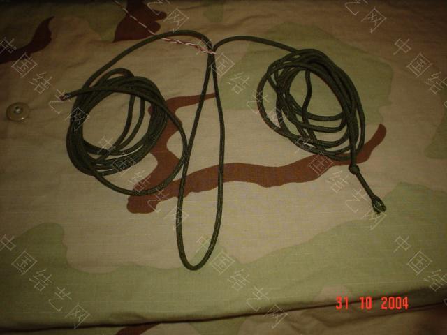 中国结论坛 野外生存绳带做法(平结)  图文教程区 0910302021d9945e112e1cadf0